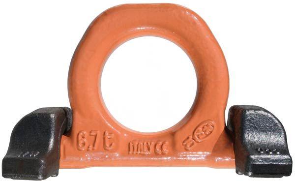 Anschlagringbock Güteklasse 10 (mit WLL gestempelt)